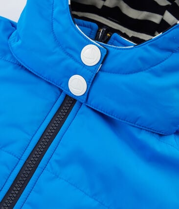 Unisex Children's Down Coat Wave blue