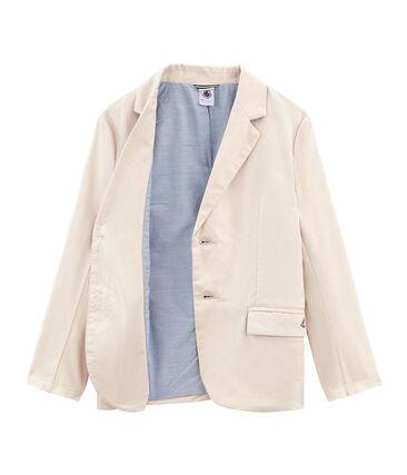 Boys' Jacket Feta white