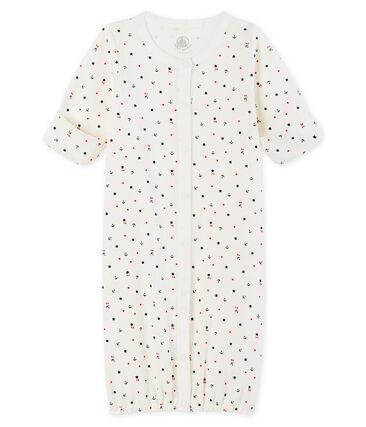 Babies' Ribbed Jumpsuit/Sleeping Bag