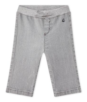 Baby boy's denim pants