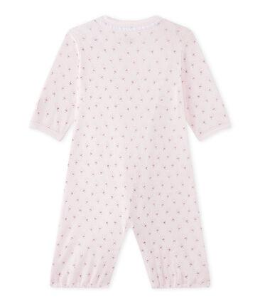 Baby girls' 2-in-1 one-piece / sleep sack