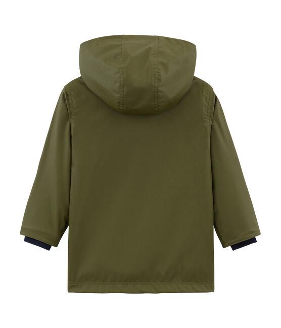 Unisex Child's Raincoat Crocodile green