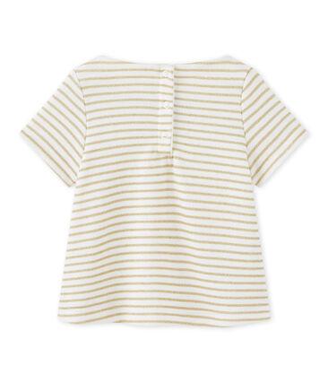 Baby girl's striped T-shirt