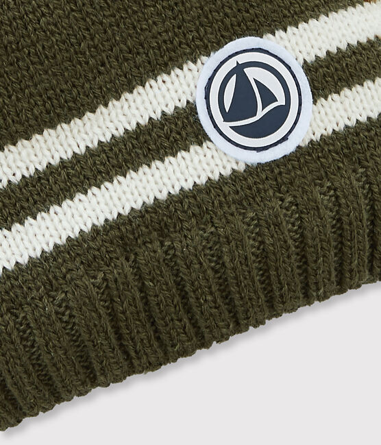 Boys' Woolly Hat MILITARY