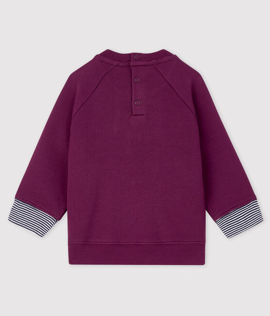 Baby boy's print sweatshirt CEPAGE