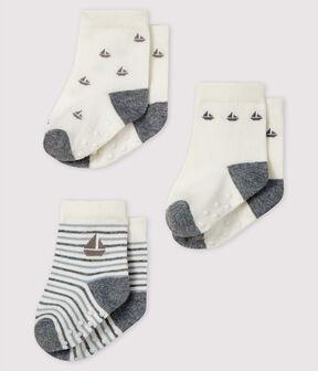 Baby Boys' Socks - 3-Pack . set
