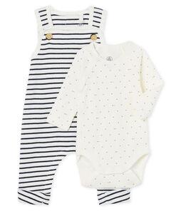 Baby Boys' Ribbed Clothing - 2-piece set