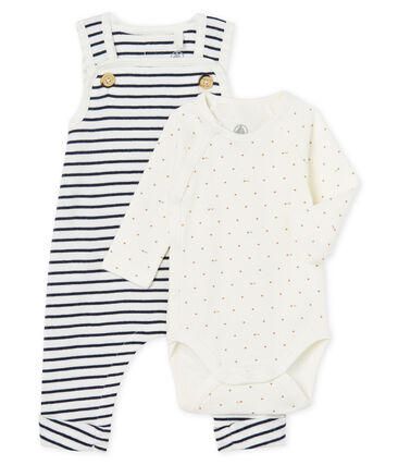 Baby Boys' Ribbed Clothing - 2-piece set