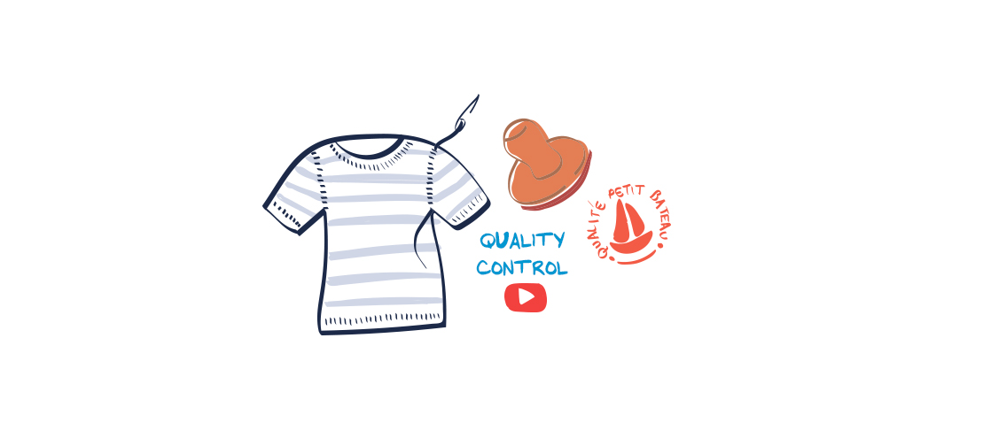Expertise Video Quality Control Petit Bateau