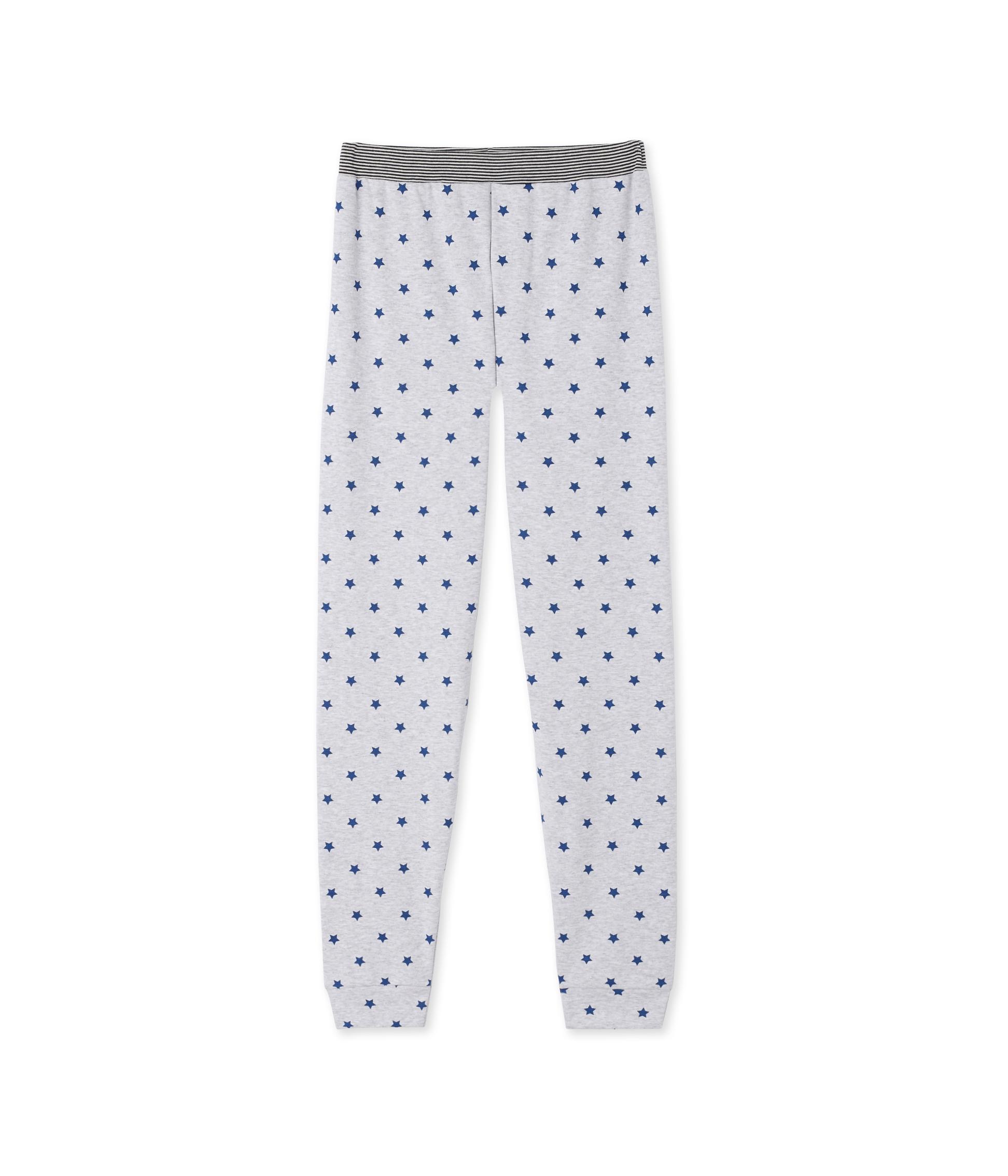 008881731e920 Pantalon de pyjama ado garçon imprimé