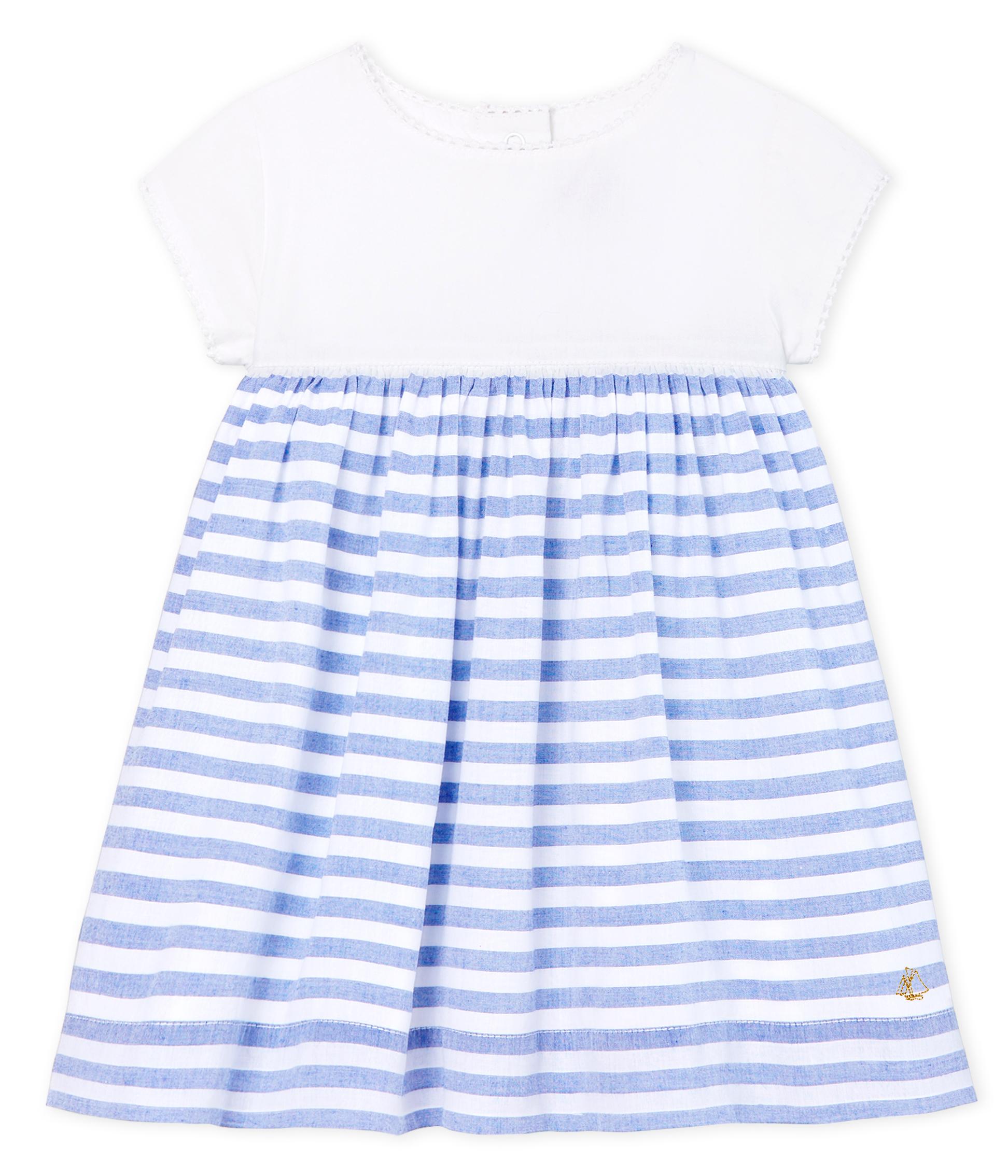 e76773af087 Baby Girls' Short-Sleeved Dress