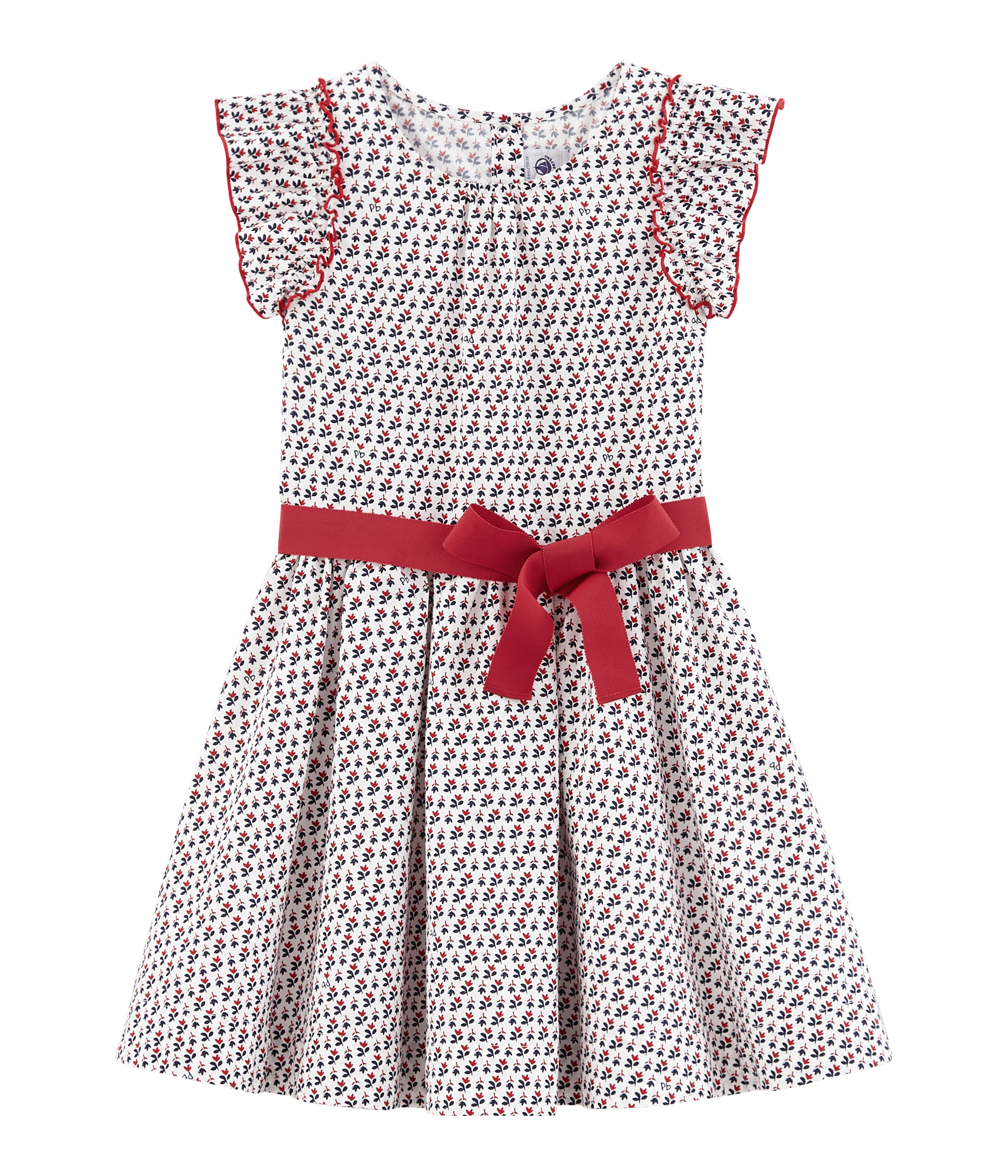 Girls Dress Petit Bateau