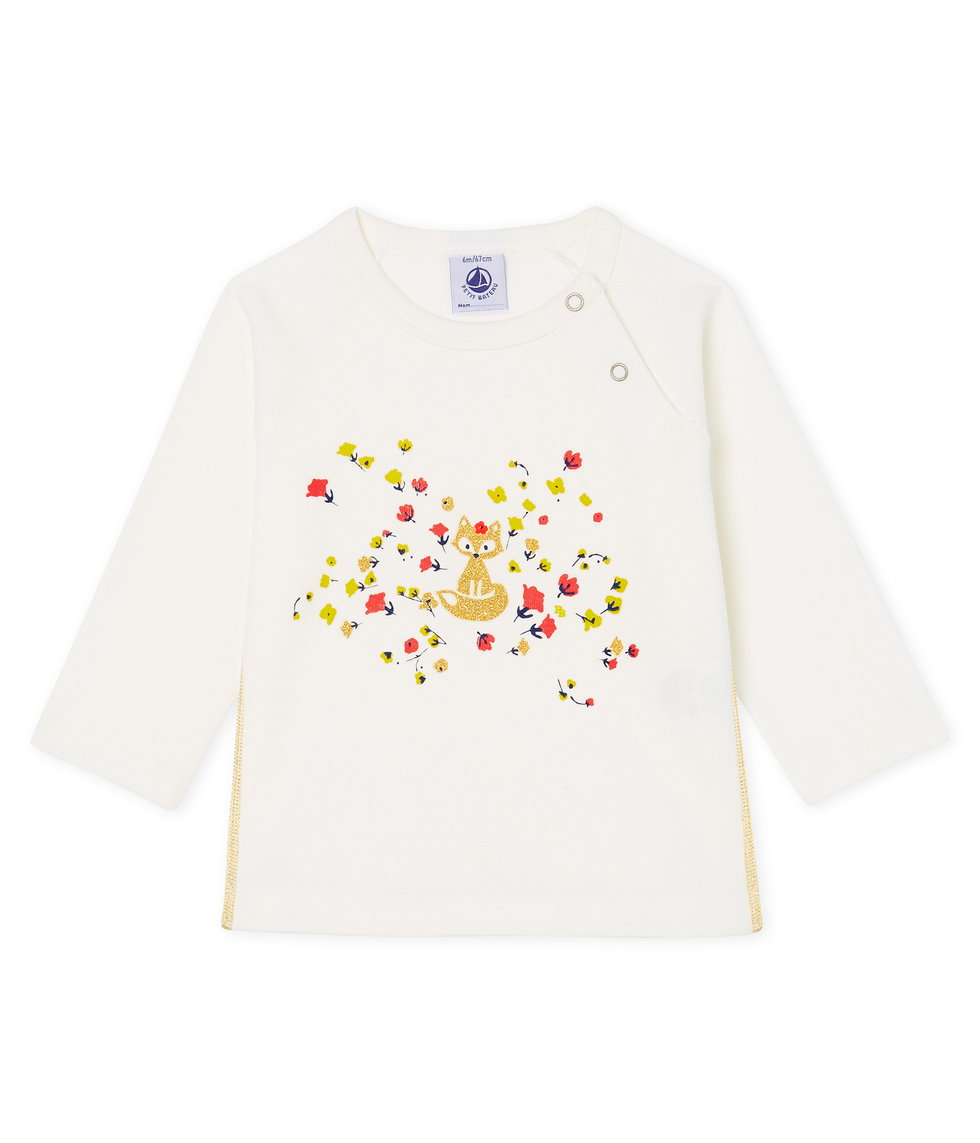 Baby Girls' Long-Sleeved T-Shirt