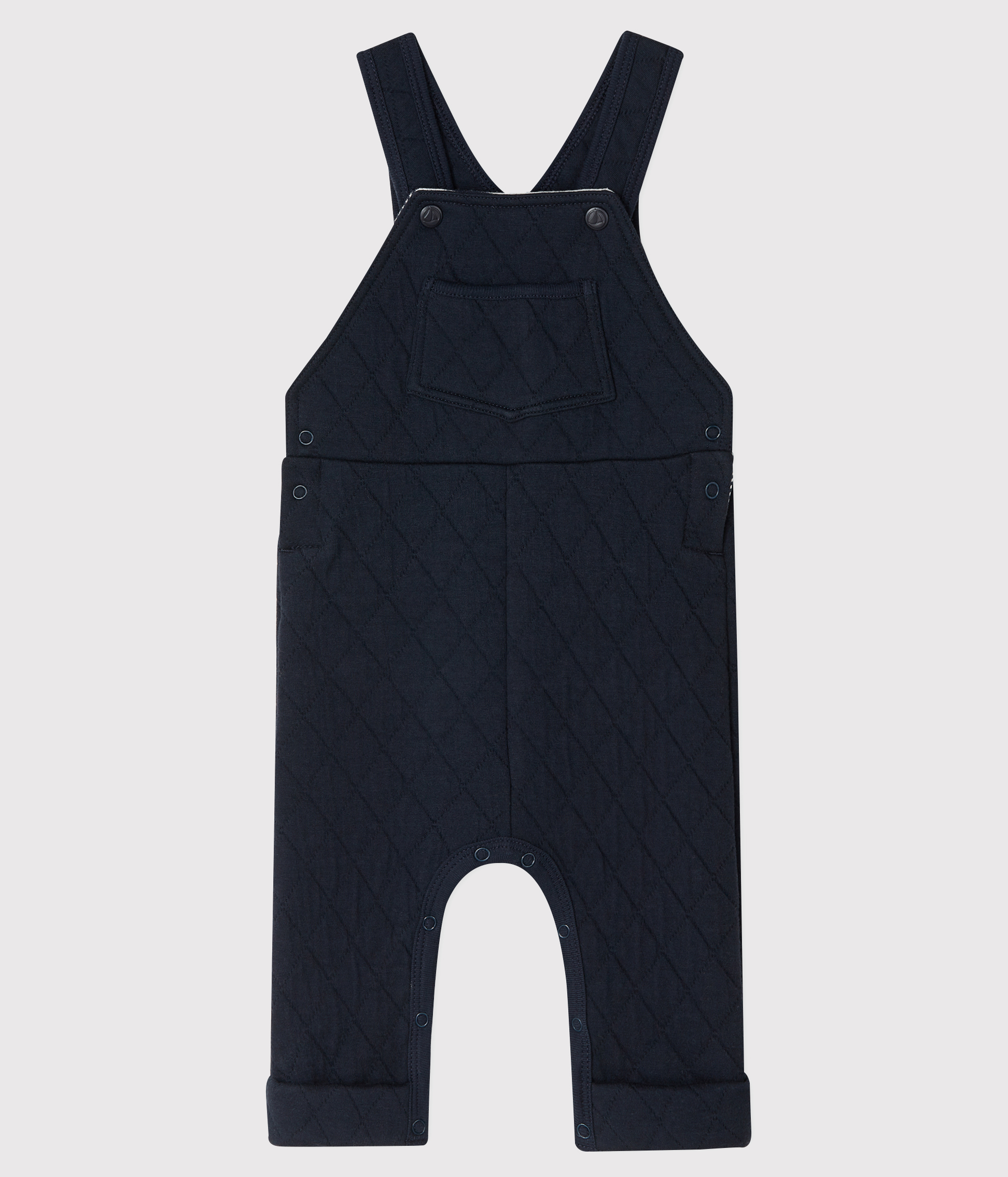 Baby boy's long dungarees