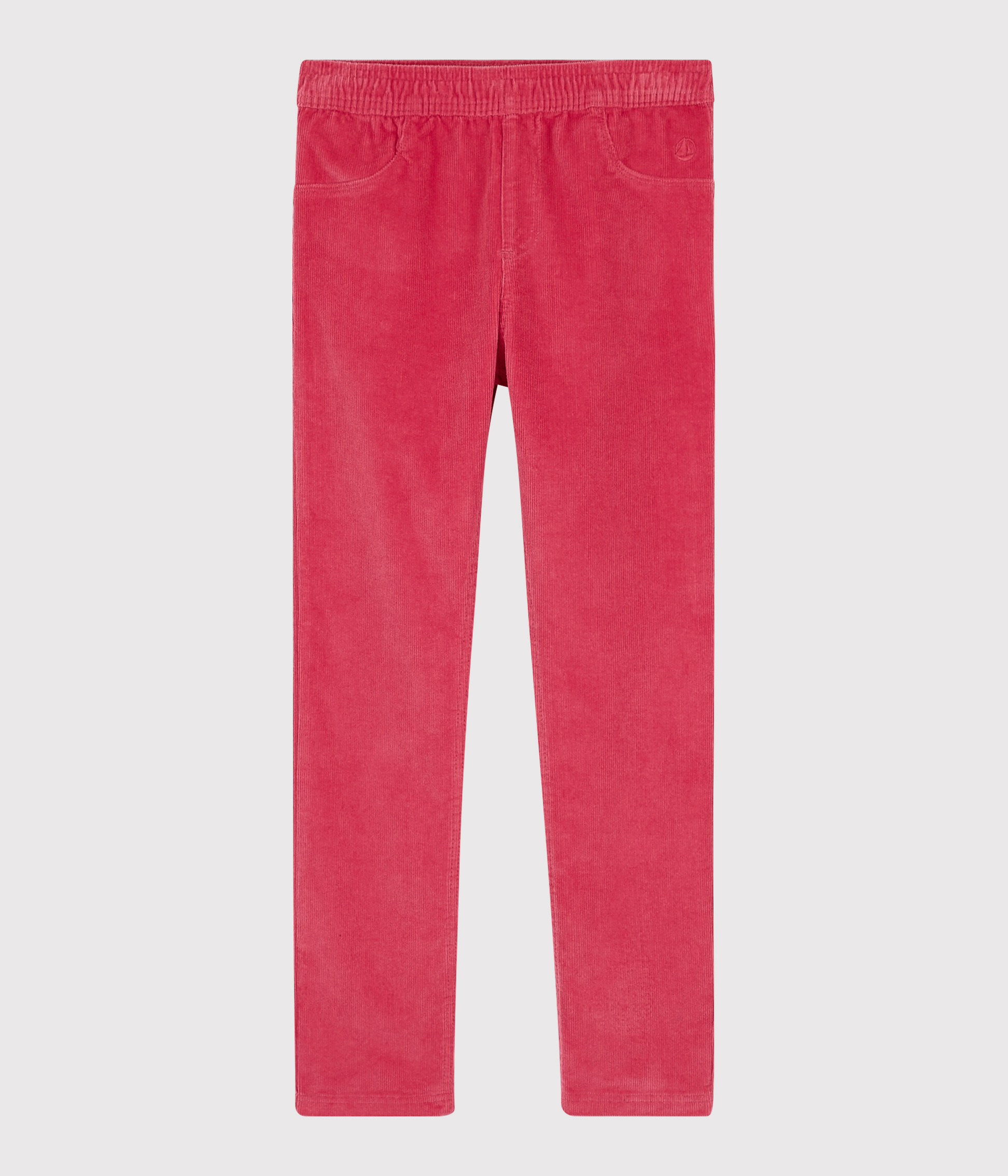 Girls' Velvet Trousers