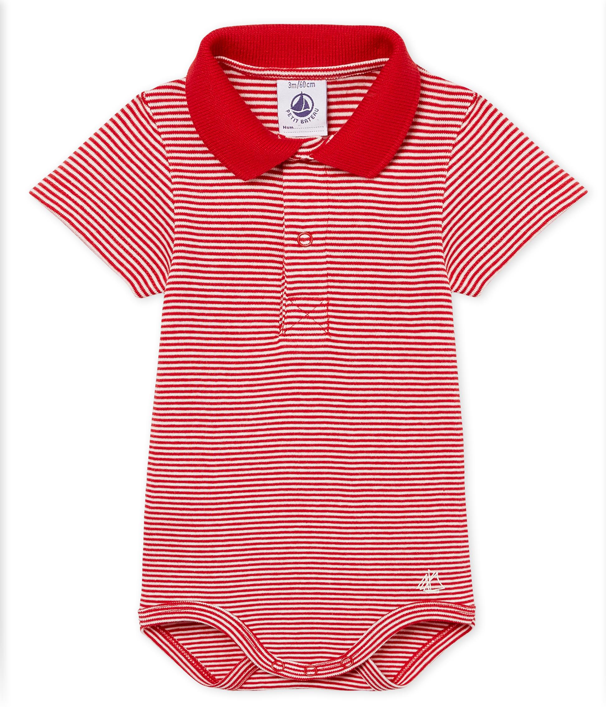 155ebaa53 Pink Polo Shirt Baby Boy