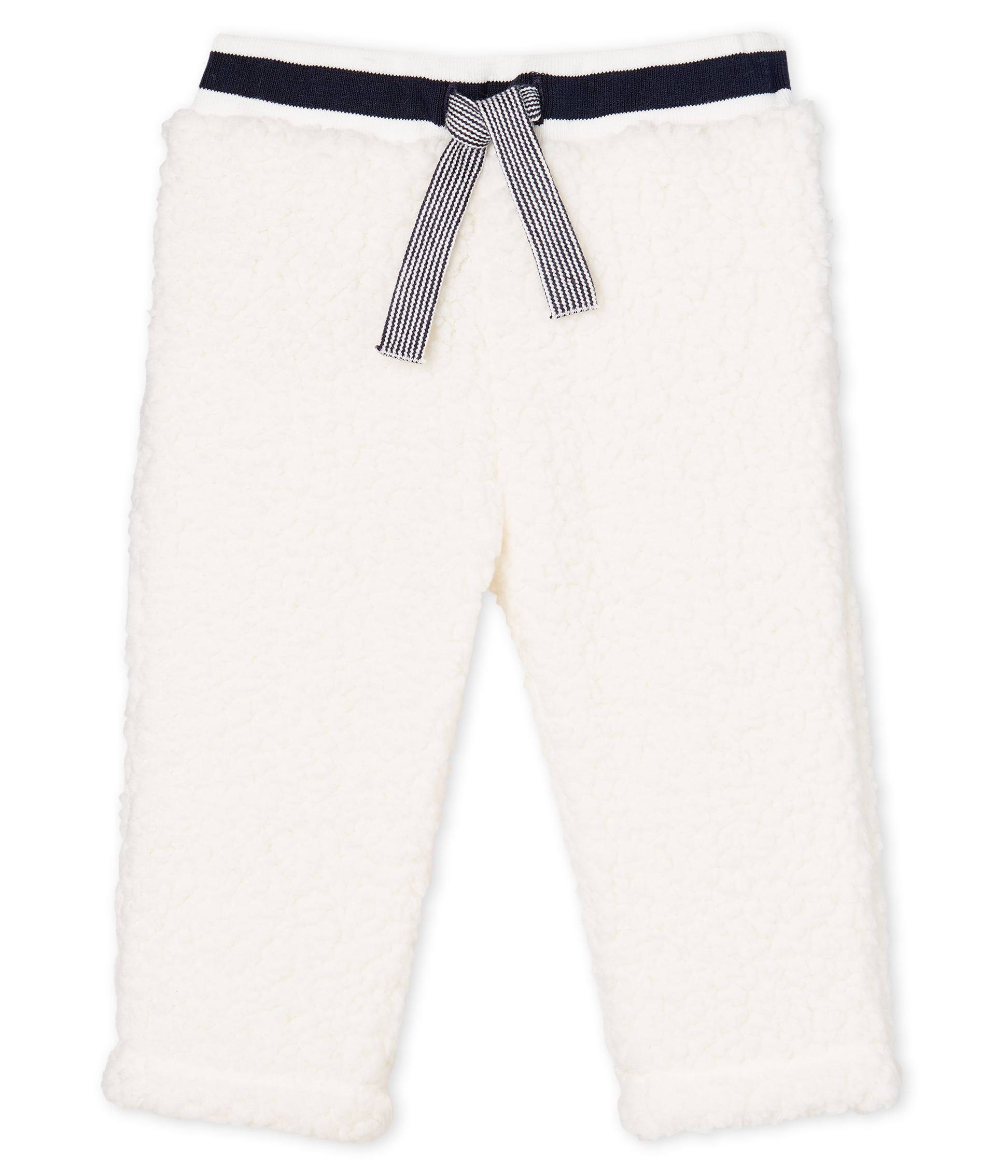 Unisex Baby Trousers in Sherpa