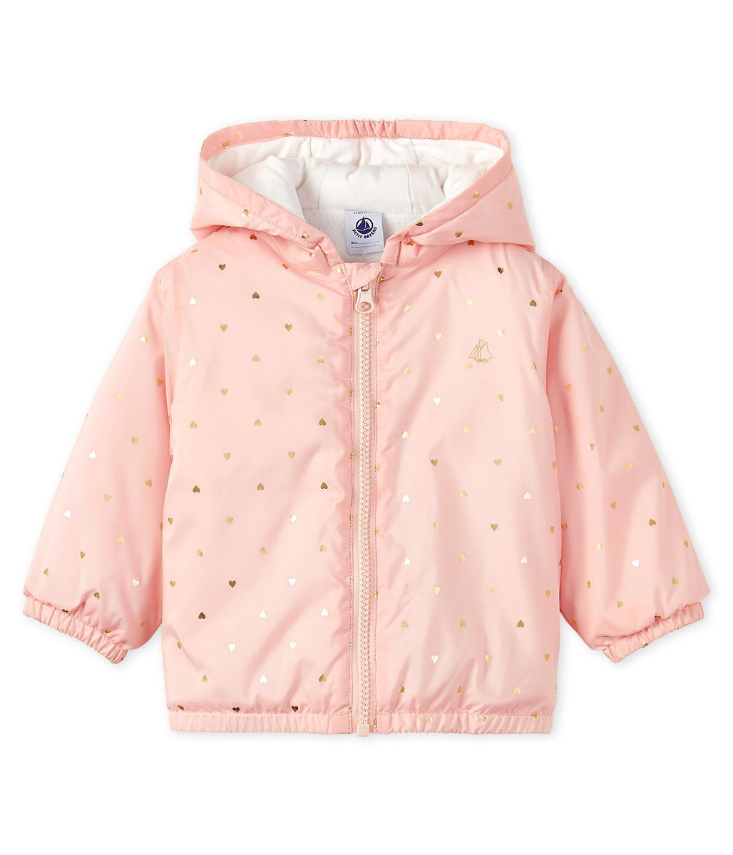 Unisex Baby's Fleece-Lined Jacket