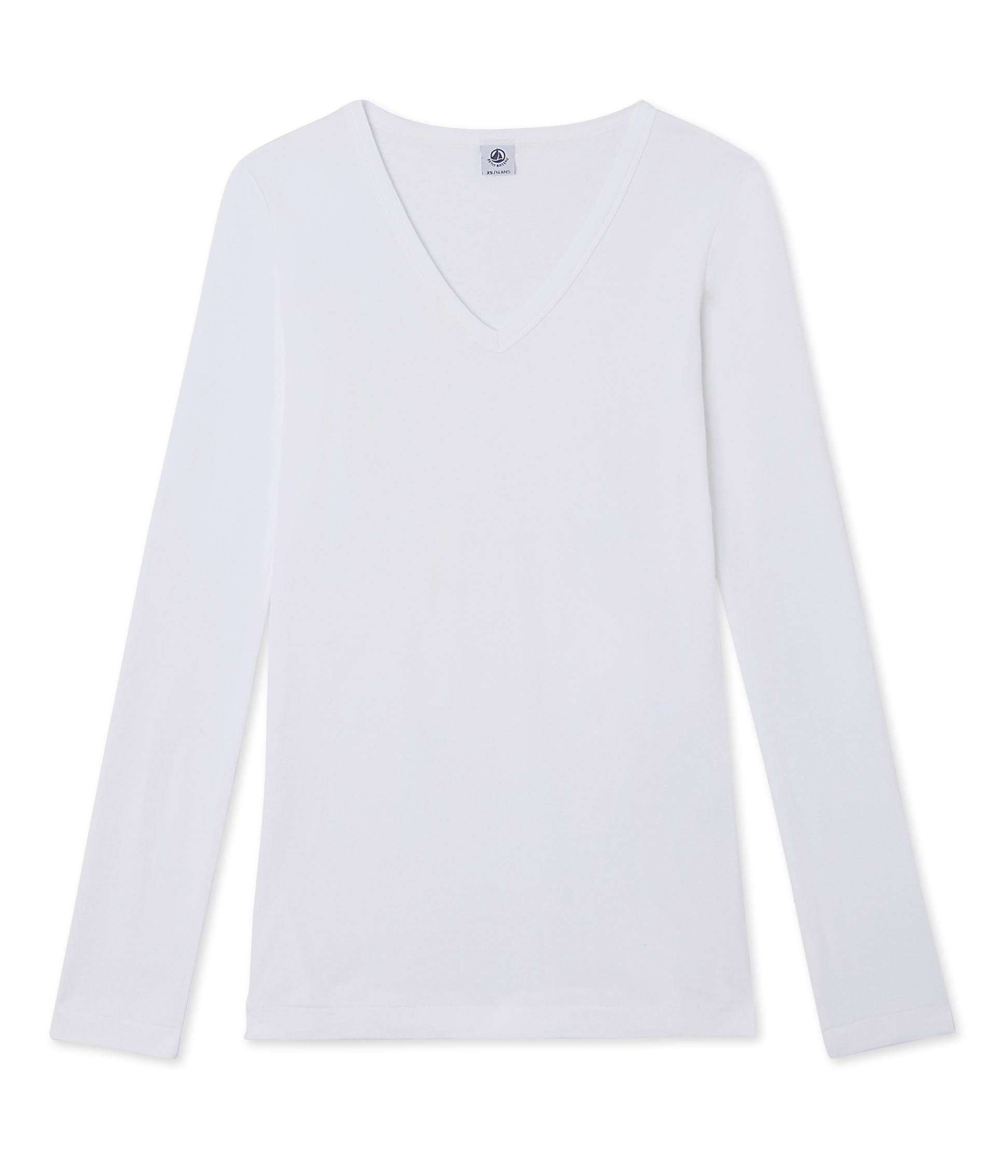 Women S Long Sleeved Iconic T Shirt