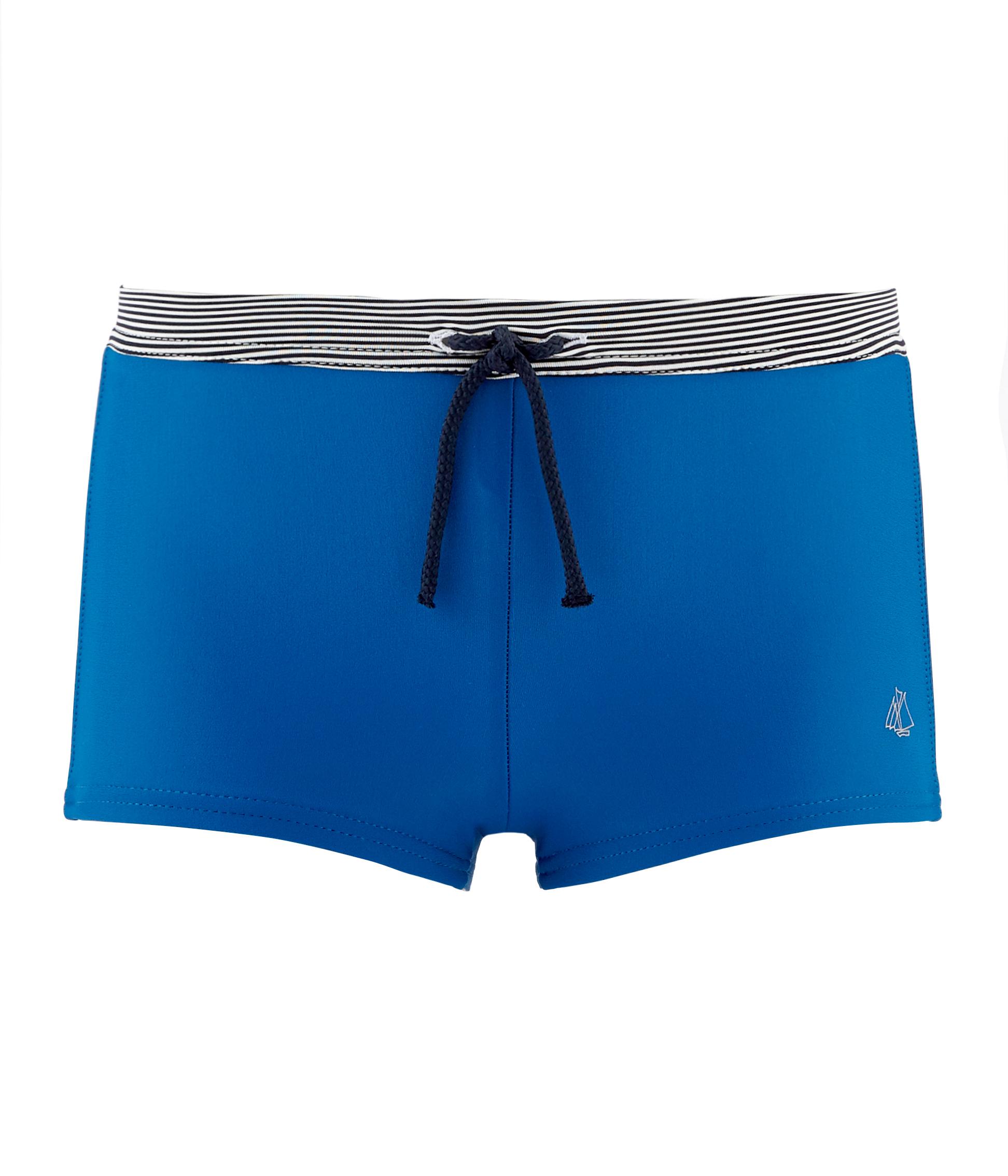 6281b9c4f01a8 Boys' Swimming Trunks | Petit Bateau