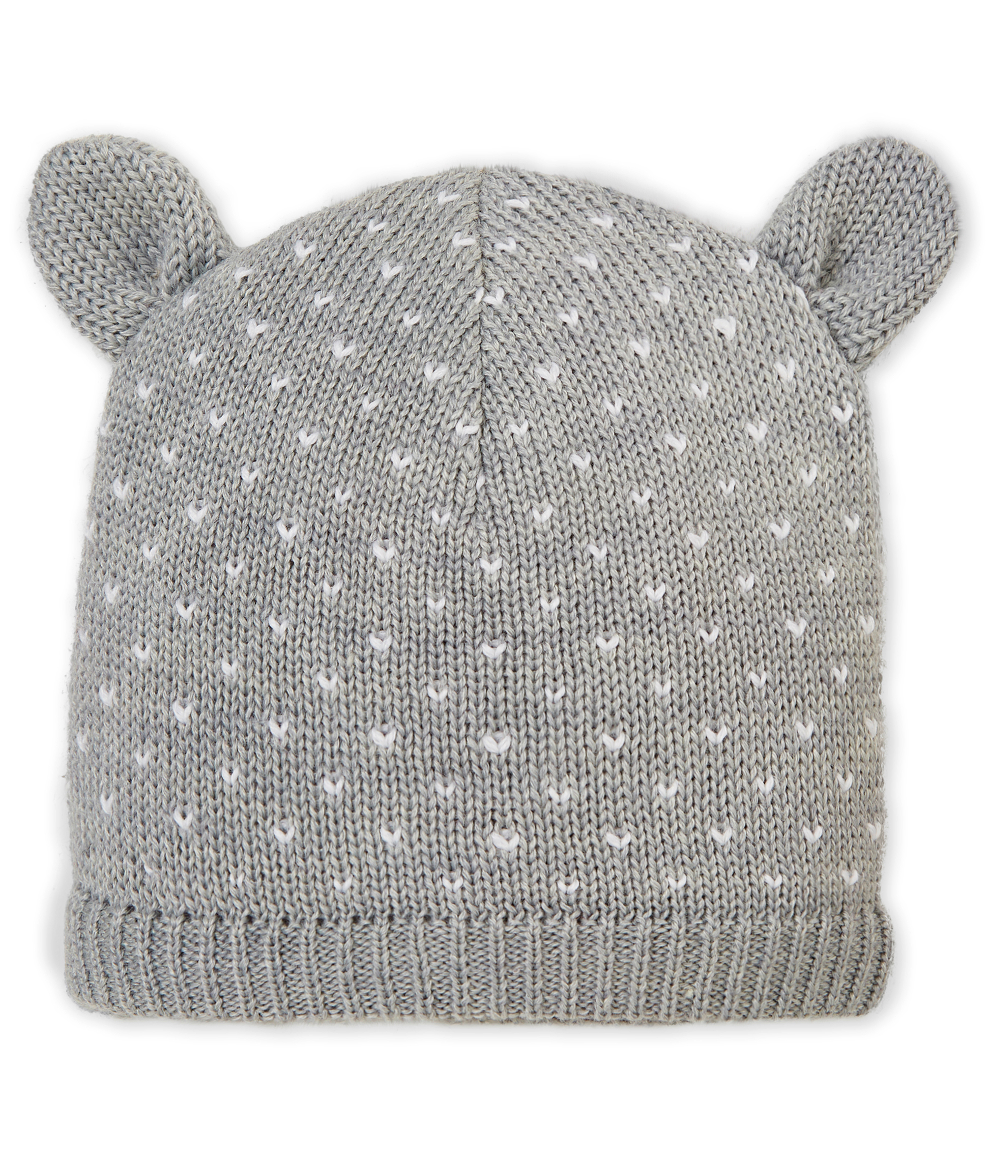 bd1eb2da Mixed baby's hat with fleece lining | Petit Bateau