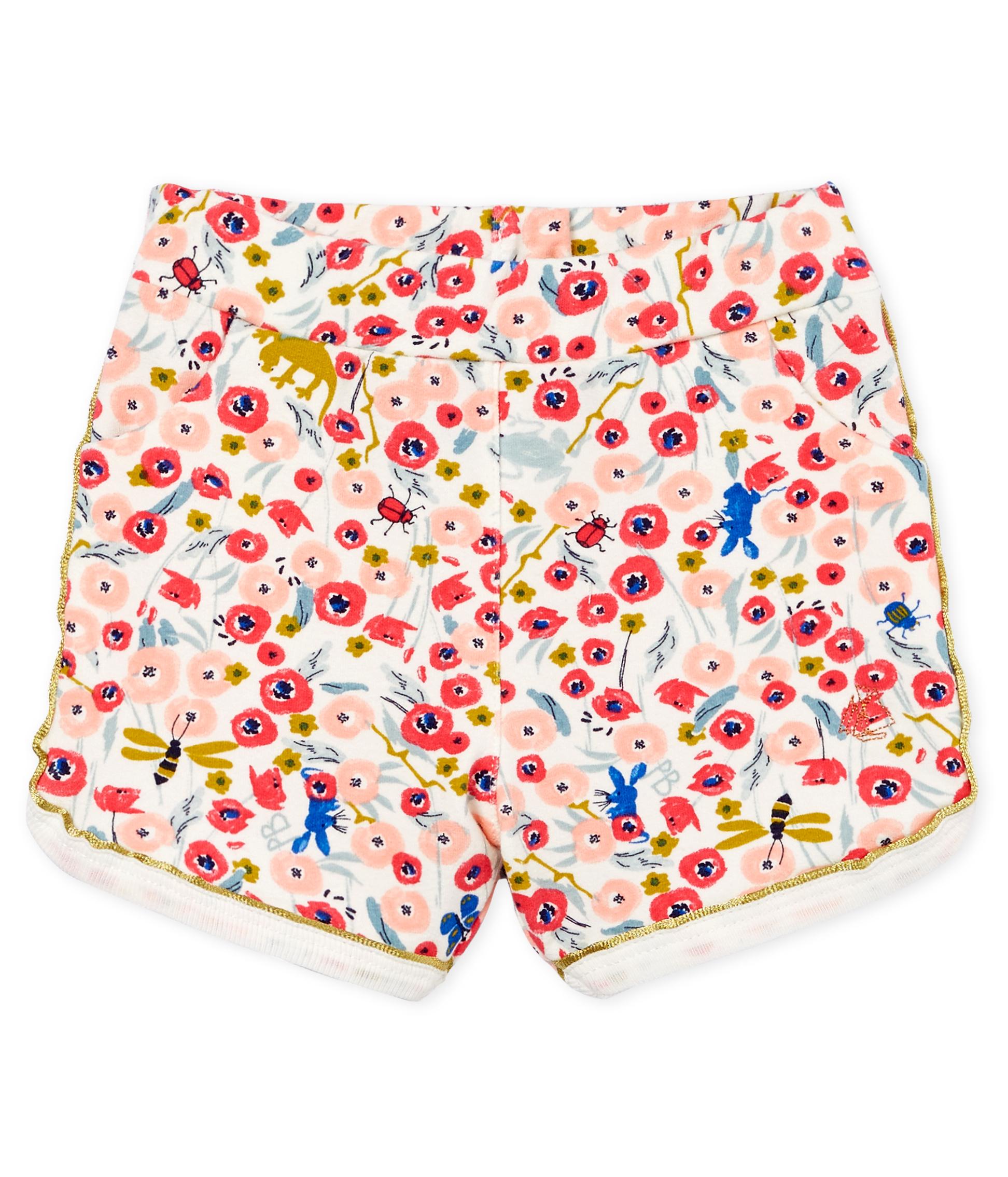119613a37f Petit Bateau Baby Boys Printed Swim Shorts 6 Months Clothing Trunks