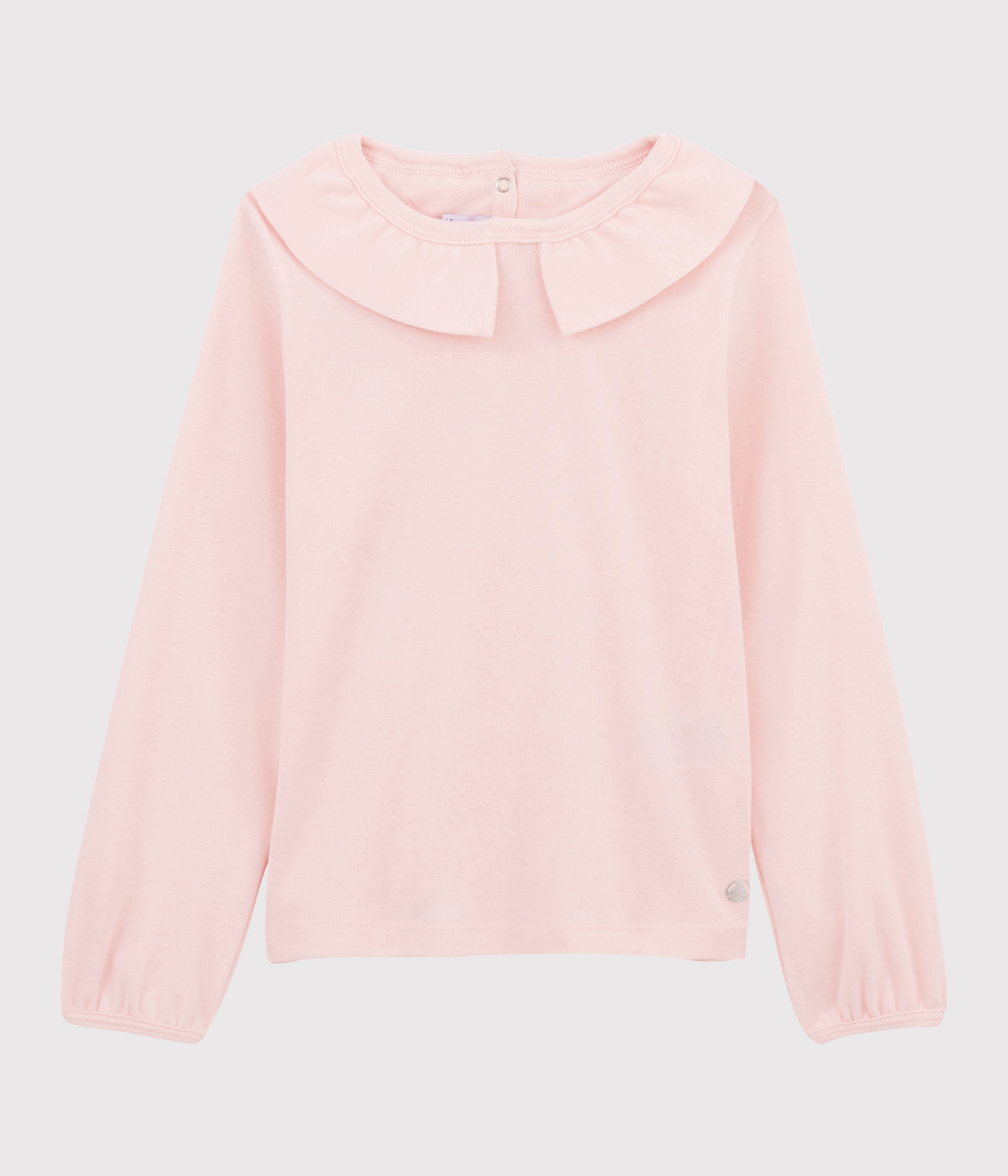 Girls' Collared T-shirt
