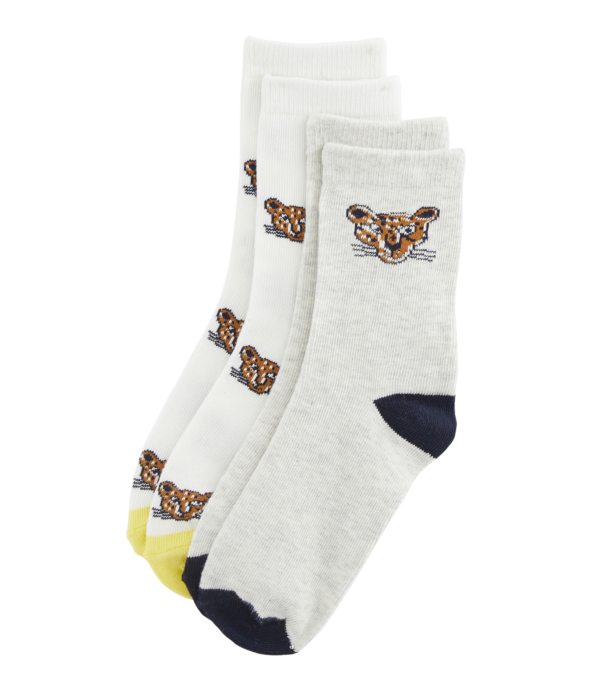 Set of 2 pairs of socks for boys