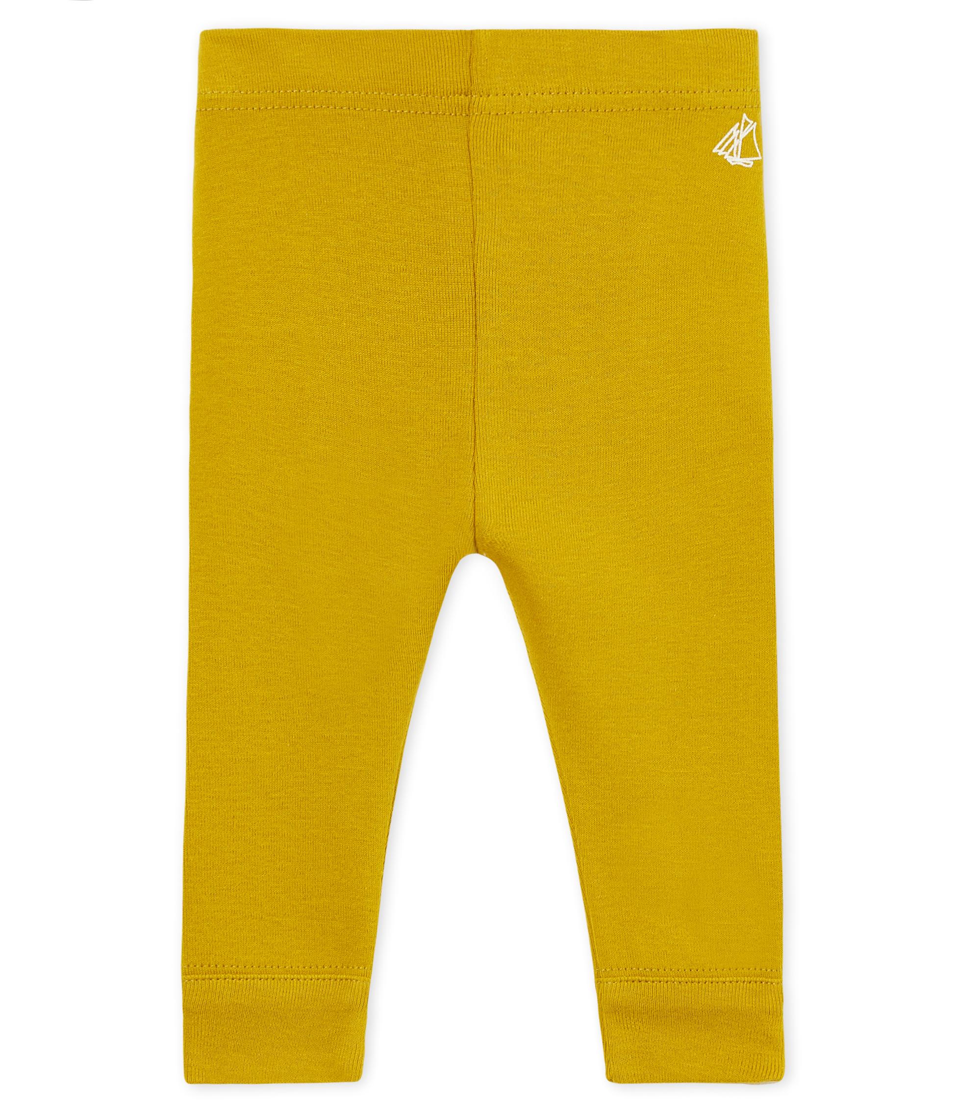 81add30e5cbe2c Baby girls' plain leggings | Petit Bateau
