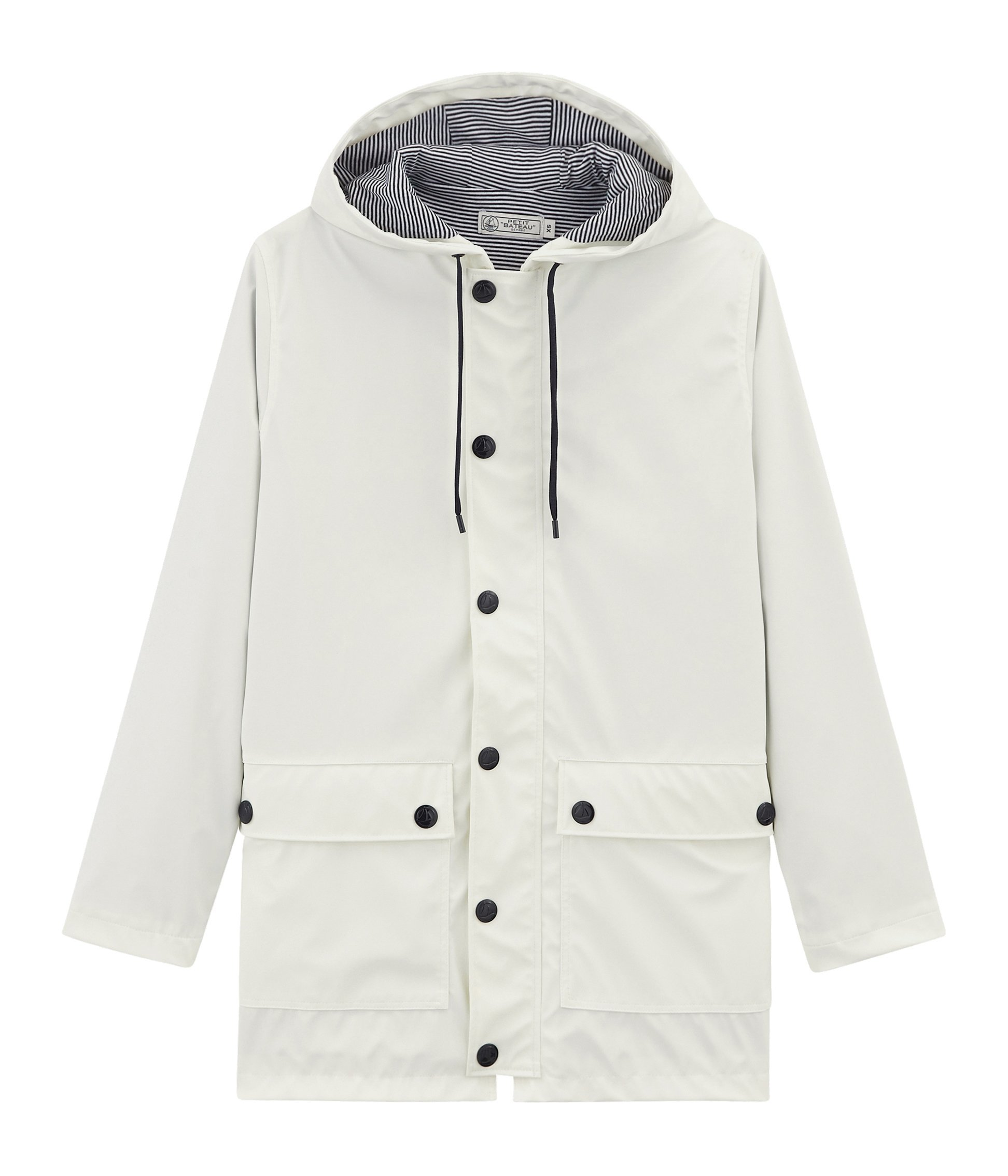 Unisex iconic raincoat