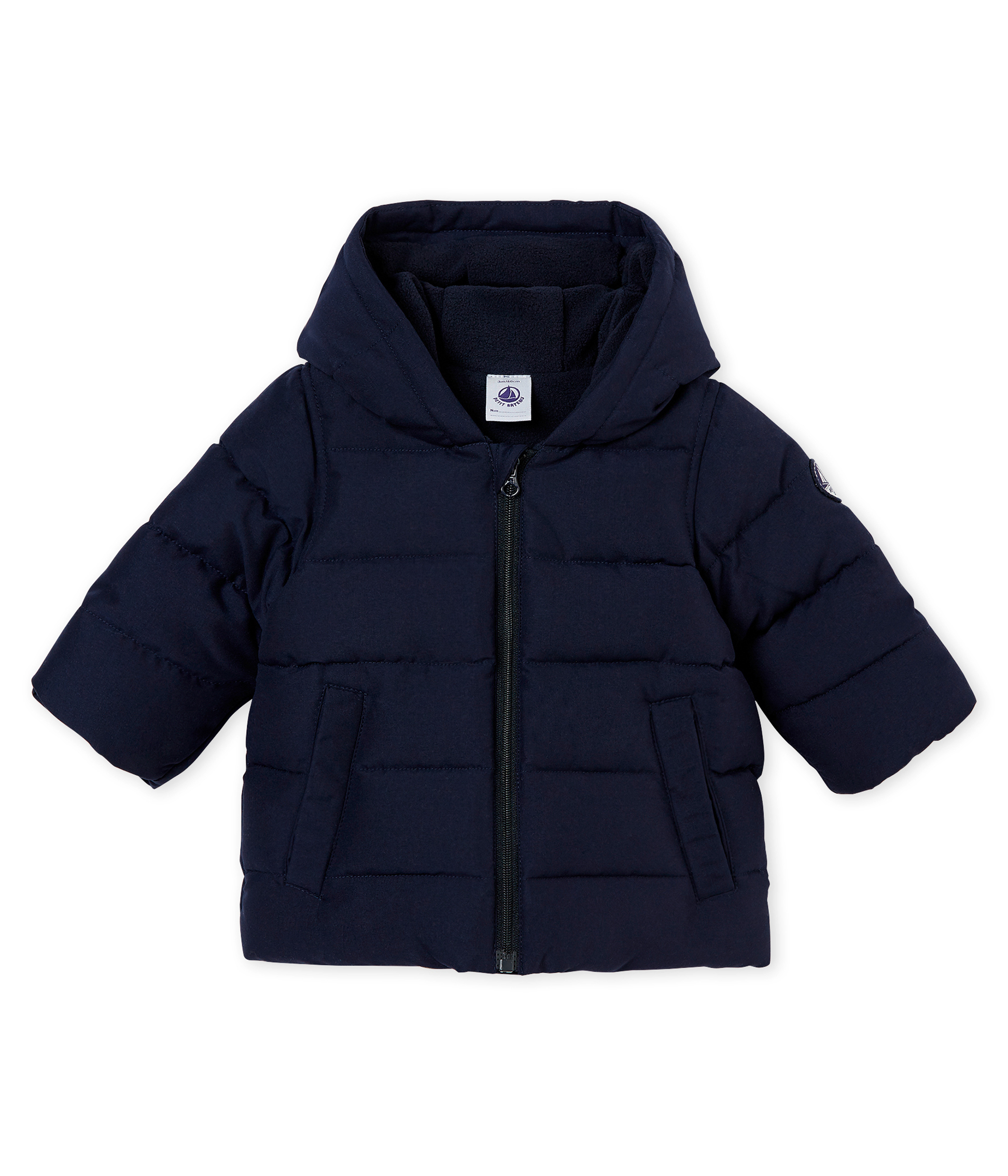 5859727b6 Baby boy s padded microfibre jacket