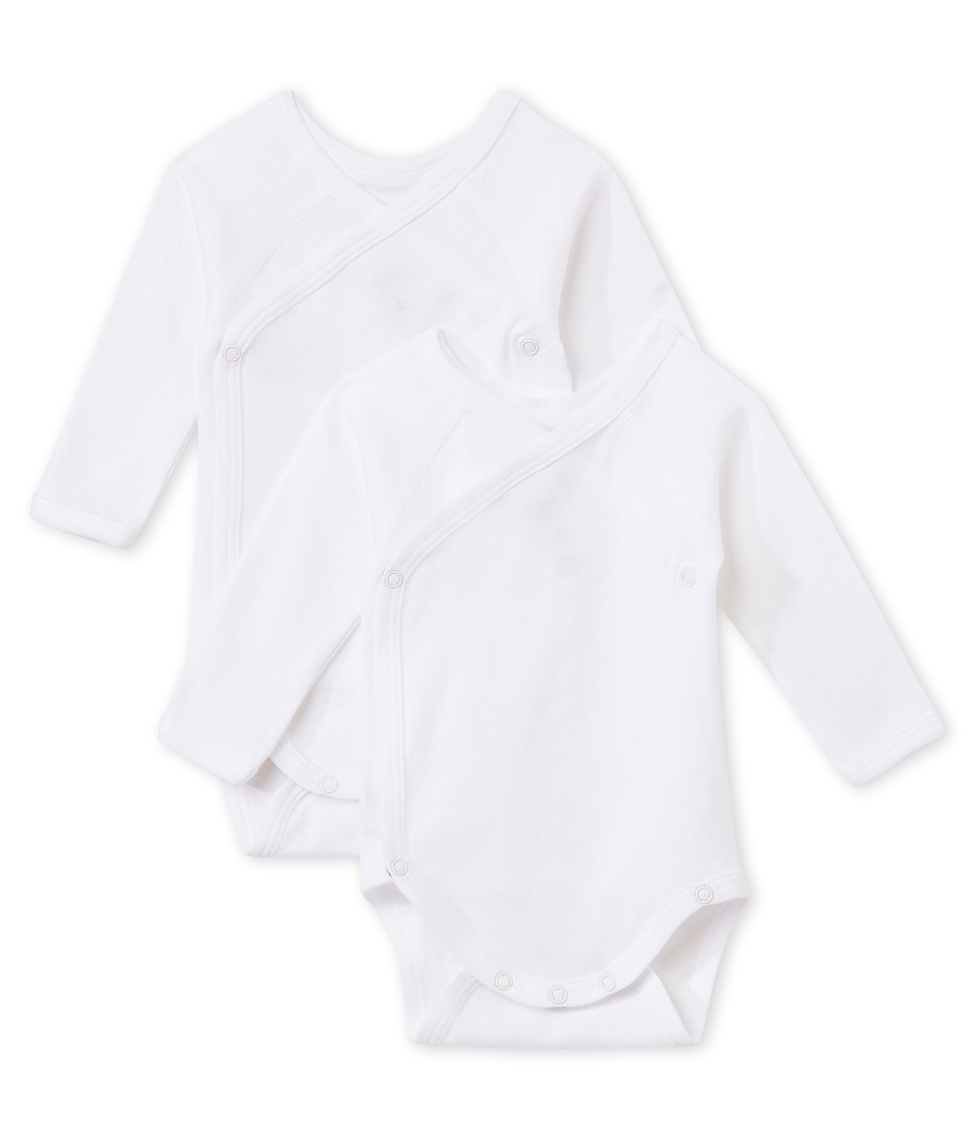 Newborn Babies' Long-Sleeved Bodysuit - 2-Piece Set