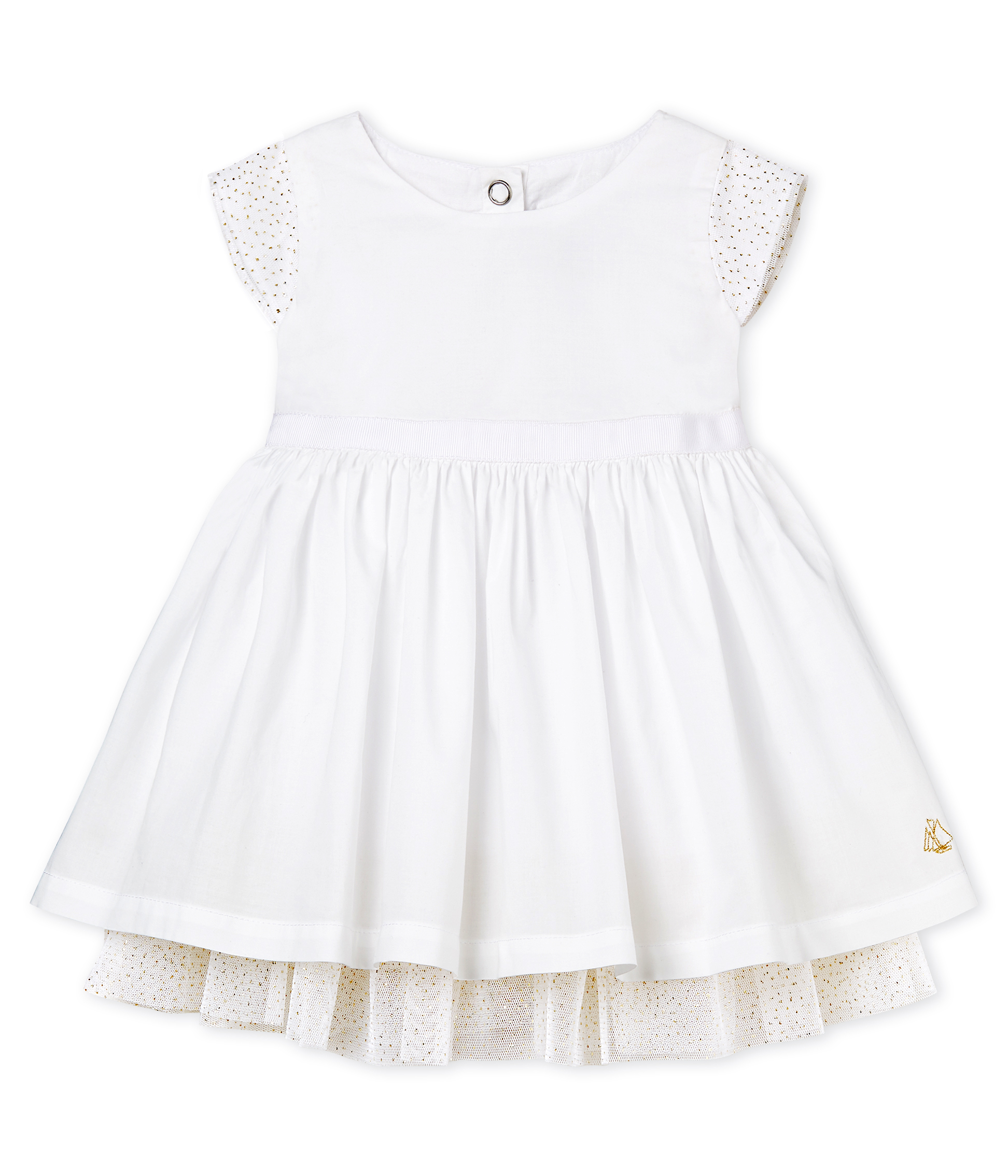 c91a70d2ae3 Baby Girls' short-sleeved Special Occasion Dress